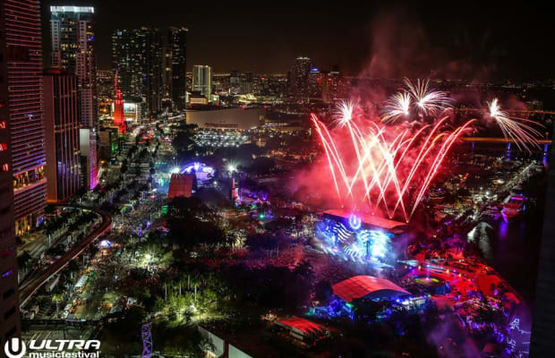 Ultra Music Festival Is Upping Security To Ensure The Safety Of Attendees This Year