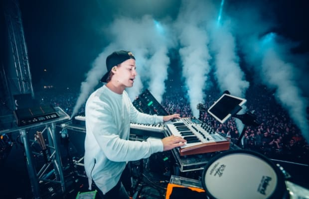A Behind The Scenes Look at Kygo's New Stage Design and Visuals