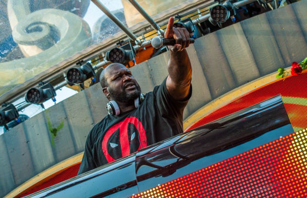 Shaq is Putting the 'Fun' in Fun House With Exclusive Miami Party