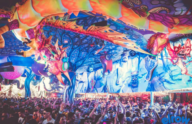 Elrow Begins Its NYC Residency This Weekend With A Superb Lineup & Exuberant Theme