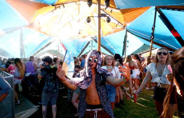 The Faces of Coachella: 8 People Who Embodied the Music Festival Utopia