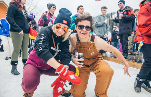 Snowbombing Canada Blended Beats, Brews and Good Times at 2nd Annual Event