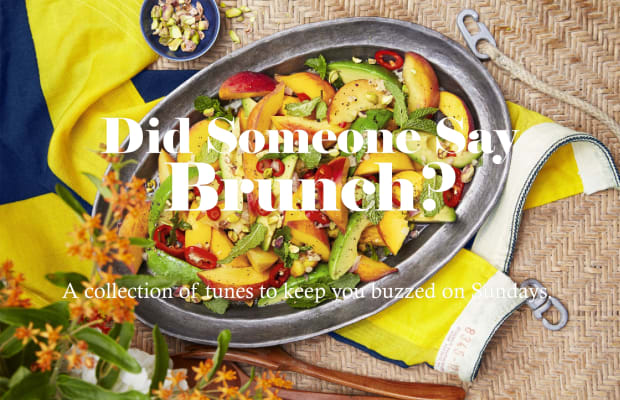 Feel The Vibe With Did Someone Say Brunch? [PLAYLIST]