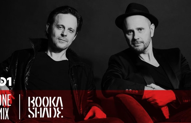 German Duo Booka Shade Takes To Beats 1 One Mix for An Hour Of Atmospheric Club Music [INTERVIEW]