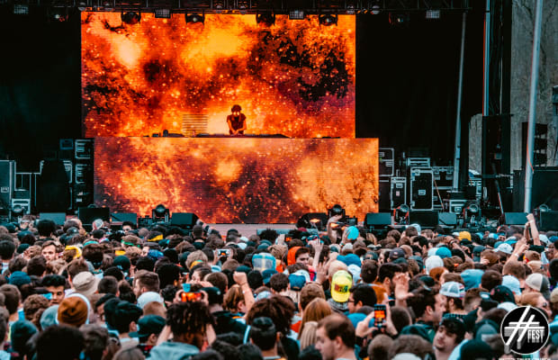 Marshmello, Rezz, and more Thaw Out a Frigid Ohio at the 16th Annual #FEST