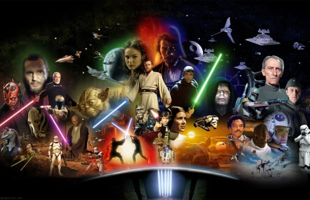 Ever Wondered What Star Wars Characters Your Favorite DJ's Are?