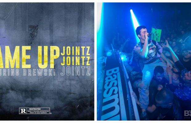Jointz Teams Up With Brewski For High-Energy Anthem