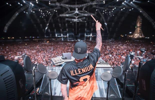 "Illenium Drops Massive New VIP Edit ""Sound of Where'd U Go"""