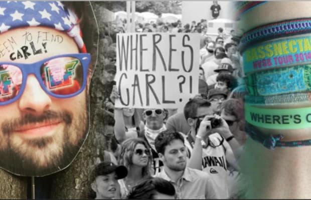 We Found Carl: The Story Of Festival Season's Most Elusive Partier