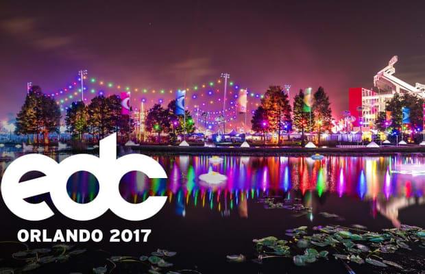 Listen to Full Live Sets from EDC Orlando from Slander, KSHMR, K?D, and More