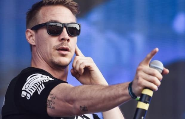 Diplo Snaps Back At Haters After Facing Backlash About Playing Movement 2018