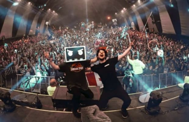 RIOT Premieres Remix of Infected Mushroom's Banger 'U R So F--ked'