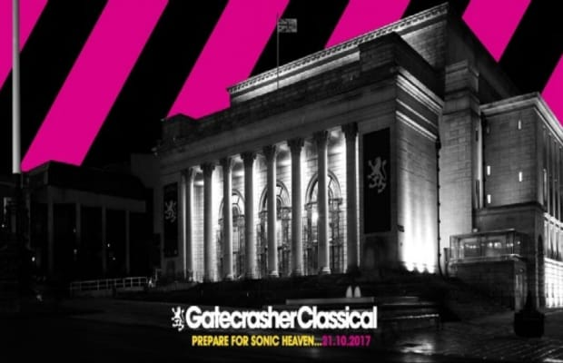 Get an Orchestrated Twist on All Your Trance Favorites with Gatecrasher Classical