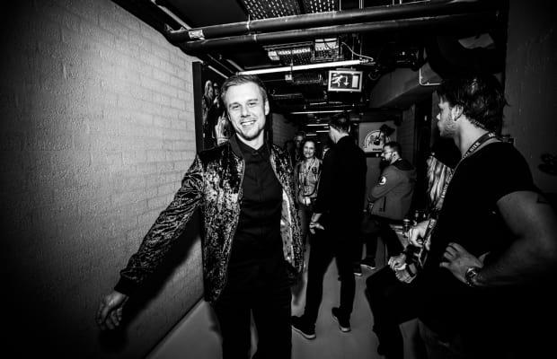 """Armin van Buuren Tackles Pop Music With Funky New Single """"Sex, Love & Water"""""""