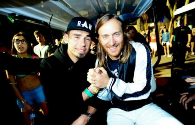David Guetta and Afrojack Drop Video For 'Dirty Sexy Money' Feat. French Montana and Charli XCX