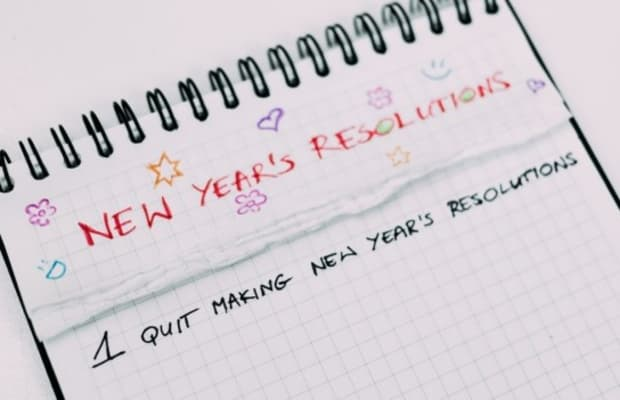 9 New Year's Resolutions You Say You're Going to Make But We All Know You Won't
