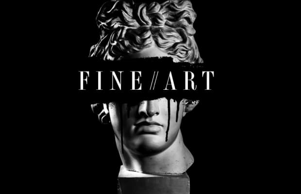 We Caught up With Friction to Talk About His FineArt Alias and Insane Work Ethic