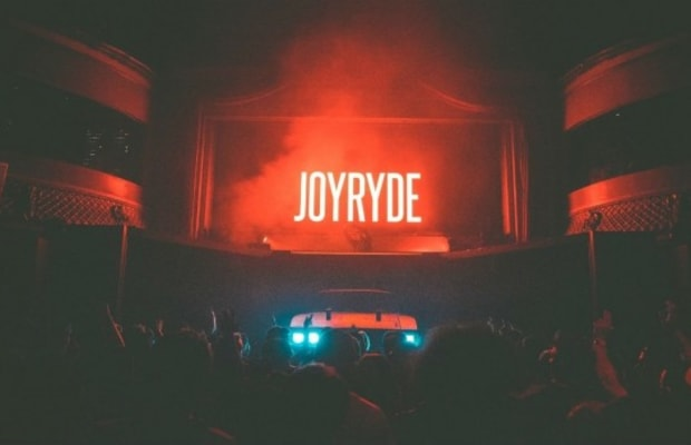 JOYRYDE DELIVERS HIGH OCTANE 30 MINUTE MIX ON NIGHT OWL RADIO