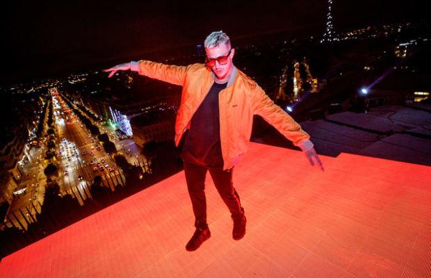 DJ Snake Drops Fresh New ID at a Massive Show In Paris