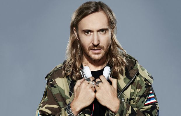 "David Guetta Shows Off Ninja Moves in New Video for ""Flames"""
