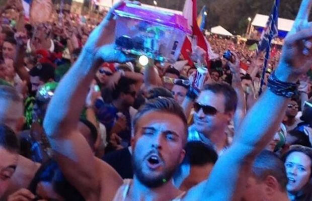 10 Things You Should Never Do At A Music Festival