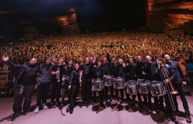 Experience ODESZA's Red Rocks Shows Like Never Before in New 360-Degree Video