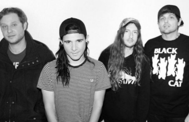 """Skrillex Works to Make America Emo Again With a New From First to Last Song Titled """"Surrender"""""""