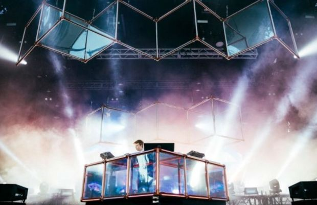 Flume Collaborates with Greenpeace to Bring Awareness to Global Warming
