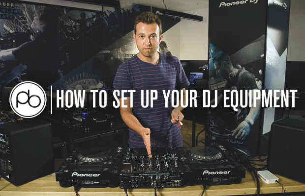 Watch Point Blank Music School's Comprehensive Guide to Setting Up Your DJ Equipment