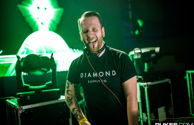 Zomboy Releases 'Rotten' Ahead of Rott N' Roll Tour and EP