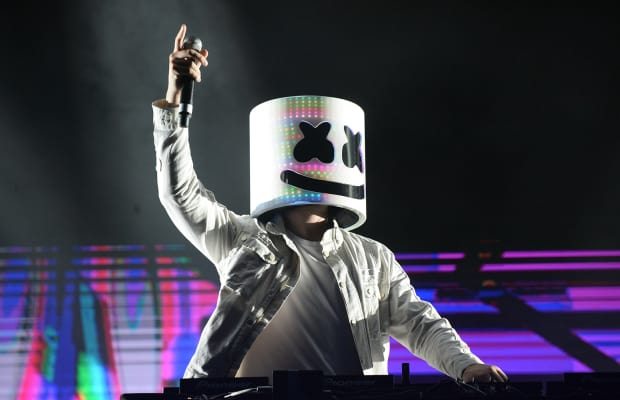 Legendary Monstercat Reaches Milestone, Achieves Platinum with Marshmello's 'Alone'
