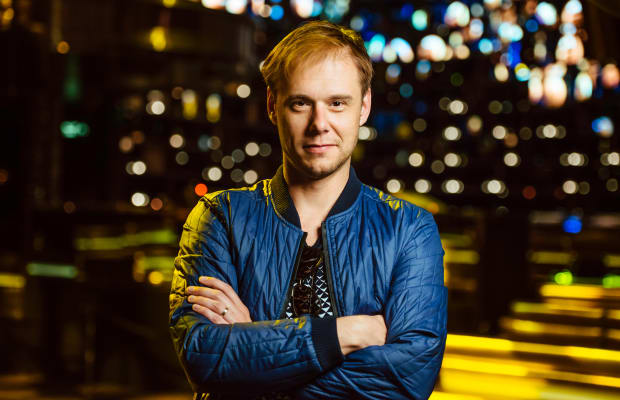 Get a Glimpse of Armin van Buuren's Creative Process with His New Masterclass Series