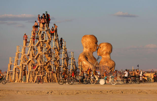 Burning Man Seeks Expansion to Accommodate 100,000 Attendees