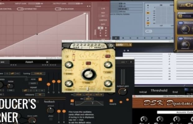 Check Out These Plugins To Take Your Productions To Next Level