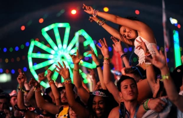Scientists Investigate Electronic Daisy Carnival for the First Time