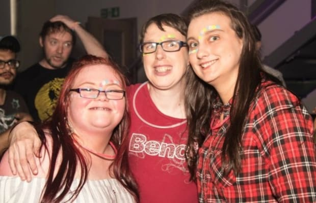 Manchester People First Hosts a Rave For Dance Music Fans With Learning Disabilities