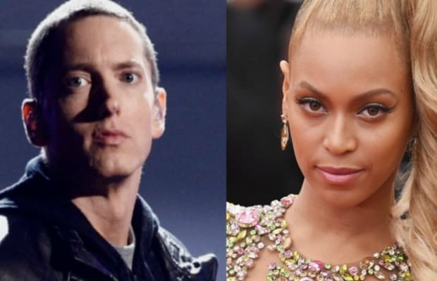 """Eminem Drops A New Single """"Walk On Water ft. Beyonce"""" From Forthcoming Album"""