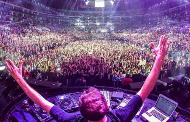 """Kaskade Puts His Own Spin on Imagine Dragons' """"Believer"""" [LISTEN]"""