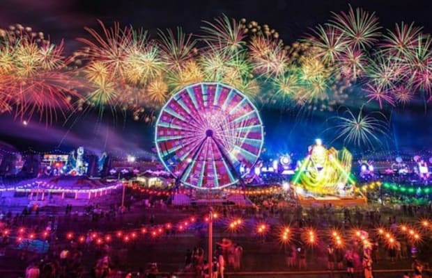 EDC Las Vegas Unveils MAJOR Updates for 2018 Including New Dates, Camping, and More
