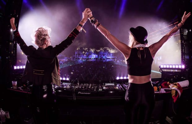 """NERVO and Chief Keef Team Up for New Release """"Champagne"""" [LISTEN]"""