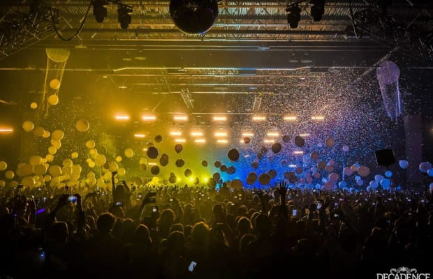Decadence Colorado Reveals 1st Round of Artists for its New Year's Celebration