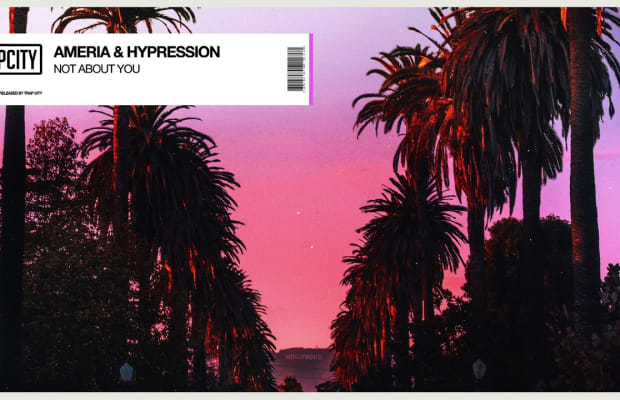 """Ameria and HYPRESSION Break Ground with """"Not About You"""" [LISTEN]"""