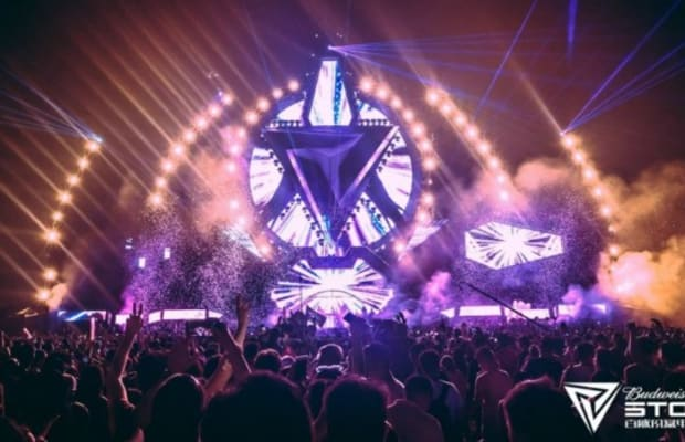 China's Leading EDM Festival Is About To Take Australia and Taiwan by 'STORM'!