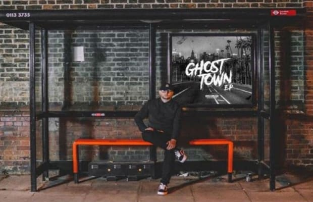 """Dubstep Pioneer Caspa Releases New EP """"Ghost Town"""" on Bassrush"""