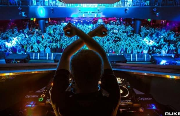 Lost in Sound, Found in Love: A Night with Excision I'll Never Forget