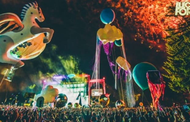 Losing my Electric Forest V-Card Pt1: You Don't Find the Forest, the Forest Finds You