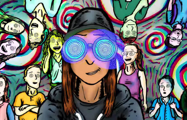The Illustrator Behind Rezz's Mass Manipulation Needs Your Help For His Next Project!