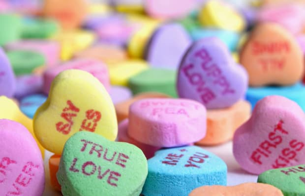 40 Lovey Dovey Tracks To Get You Pumped For Valentine's Day