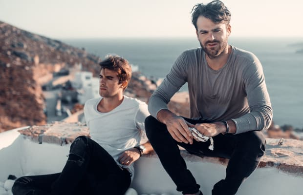 New Chainsmokers ID Coming in Hot Live From Prague [Watch]