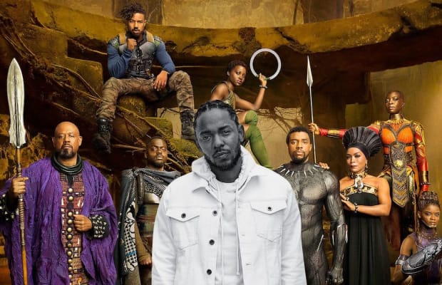 Kendrick Lamar Shares Highly Anticipated Album For the Upcoming Black Panther Blockbuster